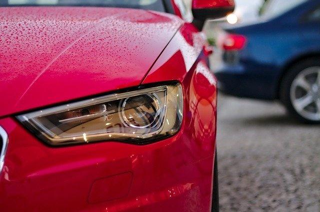 h7 led žarnice za avto rdeče
